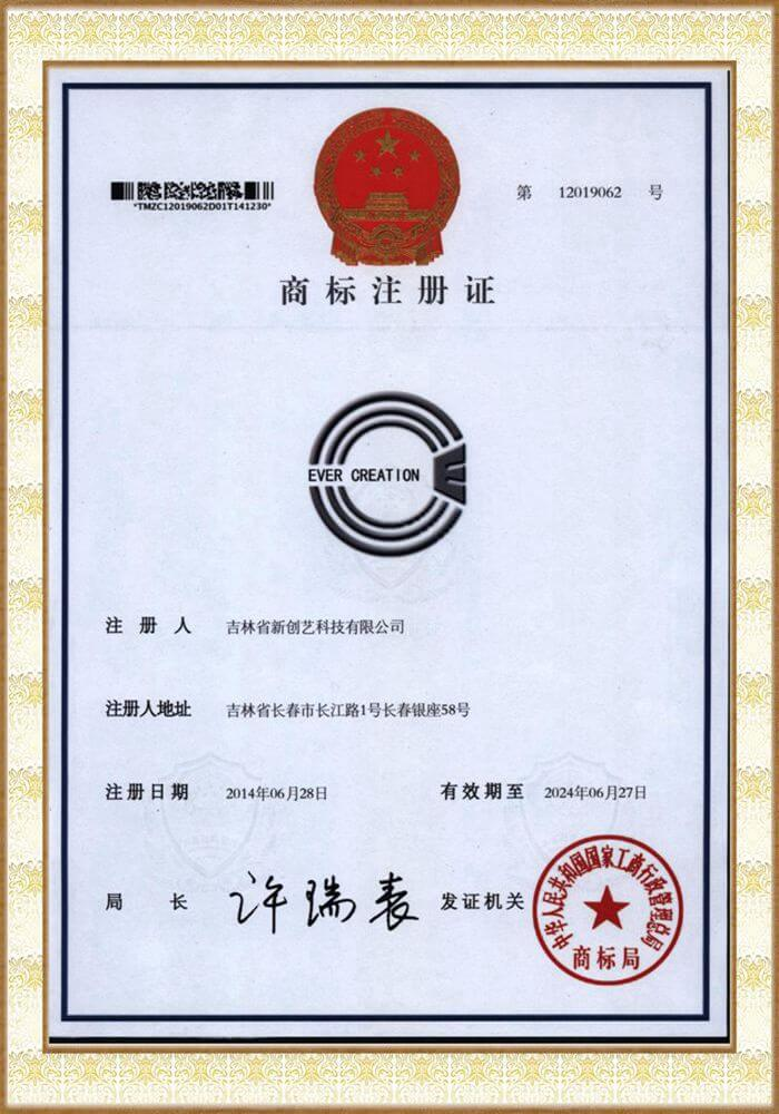 trade mark in china