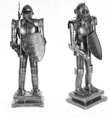 handmade iron armor warrior shield warrior armor