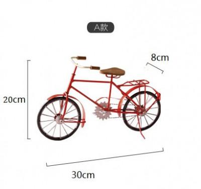 netal red bike
