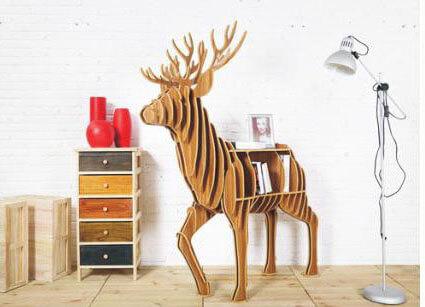 plywood art furniture