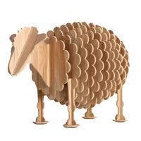 Plywood-animal-furniture