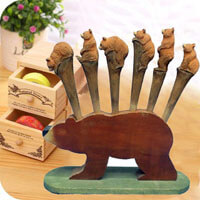 wood animal pen