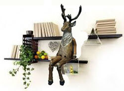 wooden moose 1