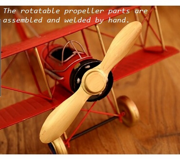 antique metal airplane details 1 (1)