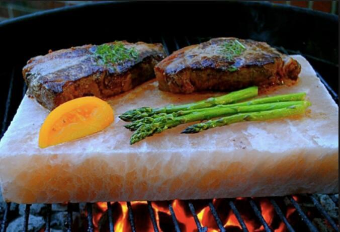 salt barbecue