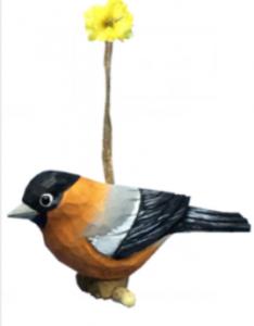 wood Bullfinch