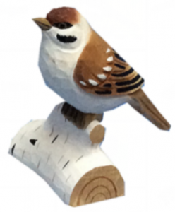 wood Tree sparrow