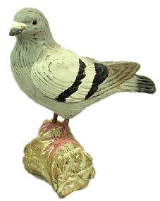 wood Stock Dove