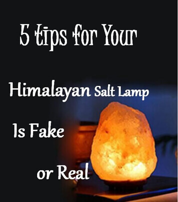 buy real Himalayan Salt Lamp