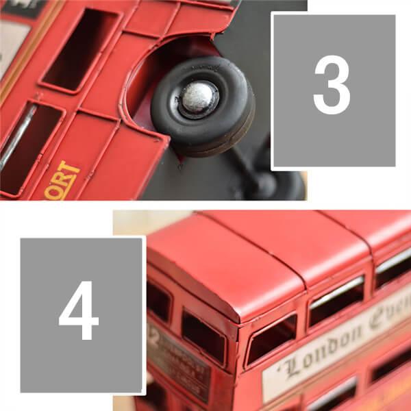 Double-decker Bus details
