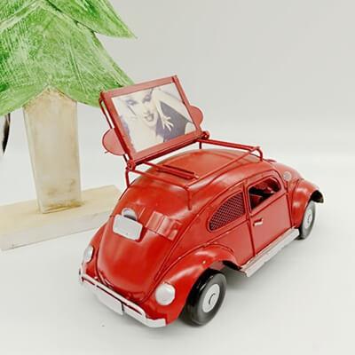 Metal Model Car Piggy Bank