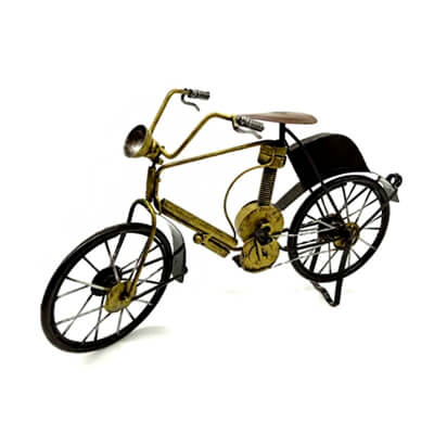 American Retro Handmade Bicycle Figurines