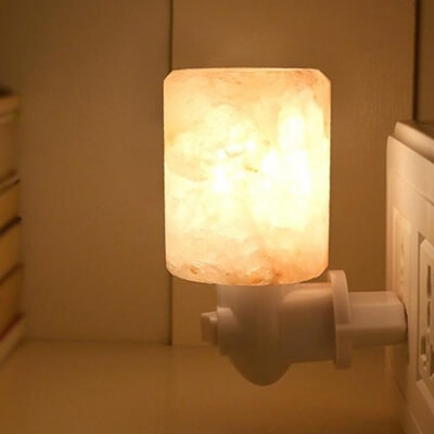 Cylinder Salt Lamp Night Lights