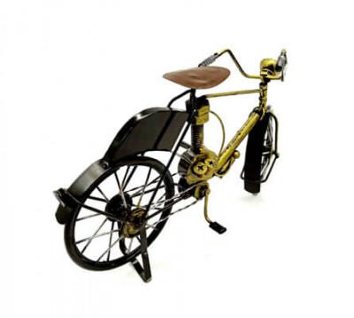 Handmade Bicycle Figurines
