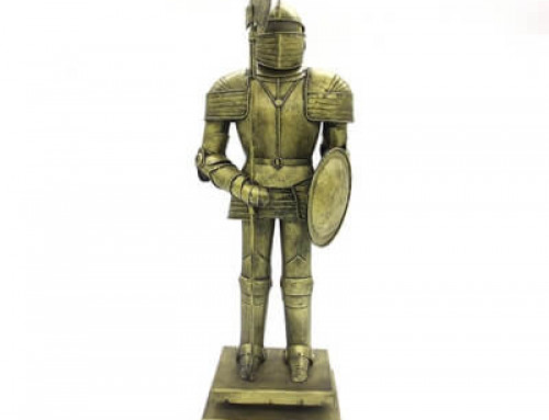 Antique Medieval Knight Armour Model