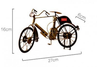 black iron bike