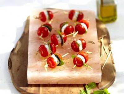 salt-plate